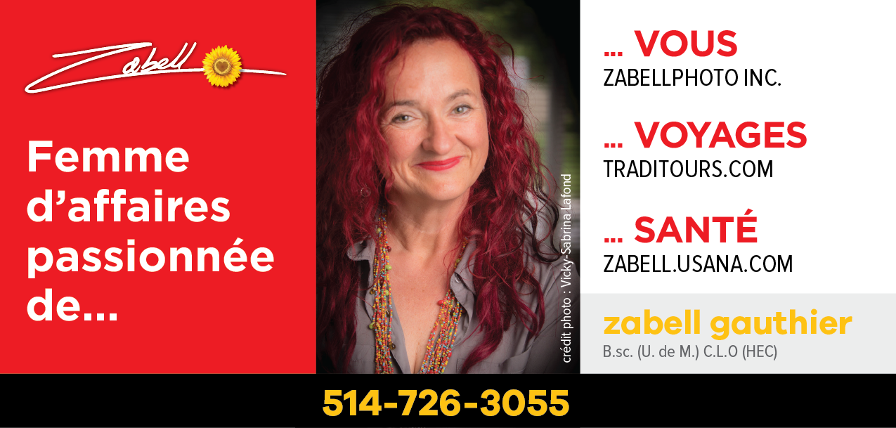 Zabell Photo - Extended family service - French only